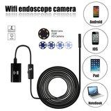 WiFi Endoscoop HD LED   Mini Camera met 5 meter Kabel   Waterdichte inspectie camera met LED Verlichting_