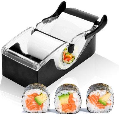 Perfect Magic Sushi Roll Maker | Sushi Roller Zwart | Easy Sushi Roller | Magic Sushi Machine