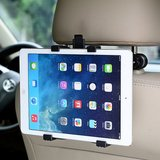 Universele Tablet Hoofdsteun Houder | Tablethouder voor alle Tablets | Stevige Kwaliteit Hoofdsteunhouder met Draaimechanisme| Tablet Houder voor 6 tot 12 inch | Geschikt voor Apple iPad, Samsung Tab _