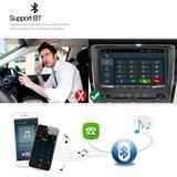 Navigatie radio VW Volkswagen Golf Touran Polo Passat, Android OS, Apple Carplay, 9 inch scherm, Canbus, GPS, Wifi, Mirror link, DAB+, Bluetooth_