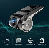 Auto Dashcam FHD 1920x1080p ADAS incl 32GB micro SD kaart_
