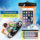 Waterdichte Telefoon Hoes voor Smartphones | Waterbestendige Telefoonhoes voor Apple, Samsung, Nokia, LG en 99% van de Smartphones _