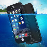 Waterdichte Stofdichte Apple iPhone 8 Plus + Hoes Case   Op Maat Gemaakte Telefoonhoes voor iPhone 8 Plus +   Geheel Waterdicht en Rondom Bescherming_