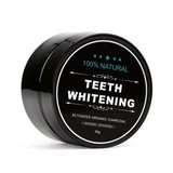 Natural Teeth Whitening | Activated Charcoal Tandenbleker | Bamboo Activated Charcoal | Inclusief 2 Bamboe Tandenborstels_
