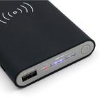 Draadloze Qi Oplader met Powerbank Functie   10.000 mAh Powerbank Qi Oplader   3 in 1 Qi Wireless Charger External Battery_