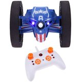 Jumping Bounce Car Sumo | Bestuurbare Stunt Auto | Bouncing Car Robot met Licht & Geluid | Kleur Blauw_