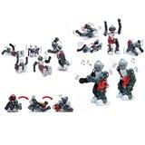 3 in 1 Tumbling Robot Kit | Educatief Speelgoed Robot Kit | Vallen, Opstaan, Dansen, Duikelen_