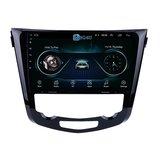 Navigatie radio Nissan Qashqai X-Trail 2014, Android 8.1, 10.1 inch scherm, GPS, Wifi, Mirror link, Bluetooth_