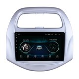 Navigatie radio Chevrolet Spark, Android OS, Apple Carplay, 9 inch scherm, GPS, Wifi, Mirror link, Bluetooth_