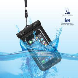 Waterdichte Telefoon Hoes voor Smartphones | Waterbestendige Telefoonhoes voor Apple, Samsung, Nokia, LG en 99% van de Smartphones