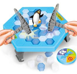 Pinguin Trap Mini | IJs brekend Pinguïn Spel |  Penguin Trap Reis Model Pocket Editie