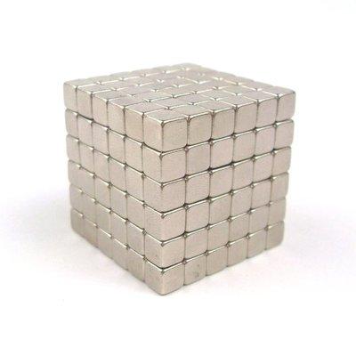 Magnetische Kubus | Magnetic Cubes | 216 Magnetische Friemel Speel Kubussen | Neo Cube