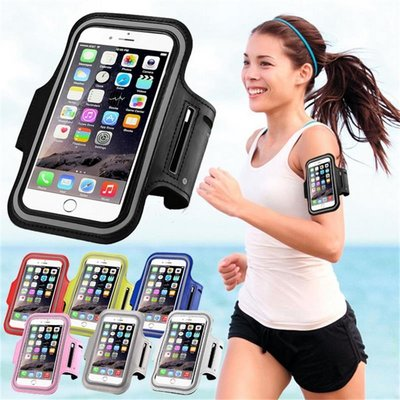 Universele Sportarmband Voor Smartphones van 5.5 inch | Hardloop Armband voor Apple iPhone, Samsung Galaxy en andere Smartphones
