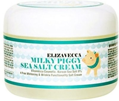 Elizavecca Milky Piggy Sea Salt Cream Mask | Gezichtsmasker