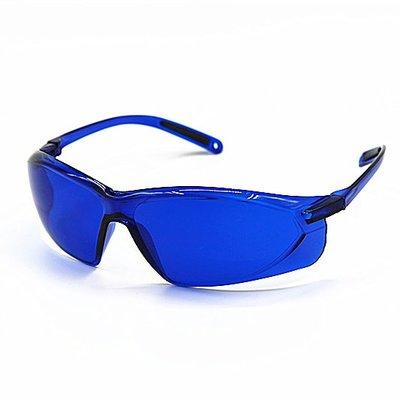 Professionele Golfbal Zoekende Bril | Golfbal Zoeker Bril | Golfballen Vinder | Golf Accessoire | Golf Bril Blauw