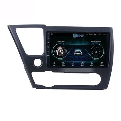 Navigatie radio Honda Civic vanaf 2014, Android 8.1, 9 inch scherm, GPS, Wifi, Mirror link, Bluetooth