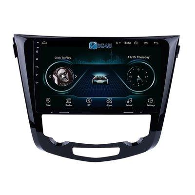 Navigatie radio Nissan Qashqai X-Trail 2014, Android 8.1, 10.1 inch scherm, GPS, Wifi, Mirror link, Bluetooth