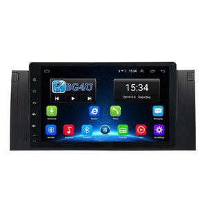 Navigatie radio BMW 3-serie E39, Android, Apple Carplay, 9 inch scherm, GPS, Wifi, Mirror link, Bluetooth