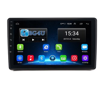 Navigatie radio Dacia Duster 2014-2018, Android OS, Apple Carplay, 9 inch scherm, Canbus, GPS, Wifi, OBD2, Bluetooth, 3G/4G