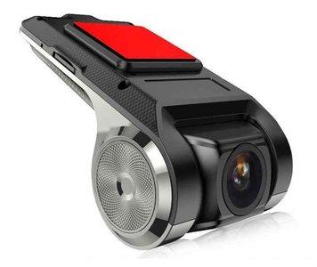 Auto Dashcam FHD 1920x1080p ADAS incl 32GB micro SD kaart