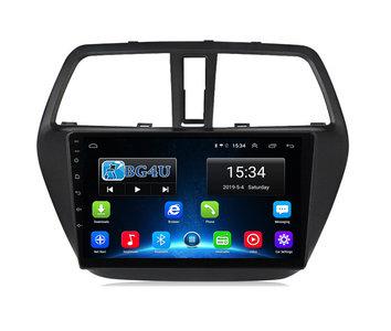 Navigatie radio Suzuki SX4 S-Cross 2012-2016, Android OS, Apple Carplay, 9 inch scherm, Canbus, GPS, Wifi, OBD2, Bluetooth, 3G/