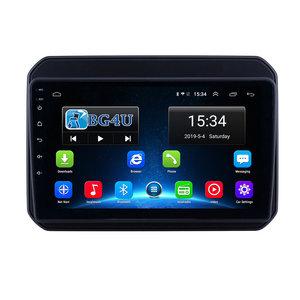 Navigatie radio Suzuki Ignis vanaf 2016, Android OS, Apple Carplay, 9 inch scherm, Canbus, GPS, Wifi, OBD2, Bluetooth, 3G/4G