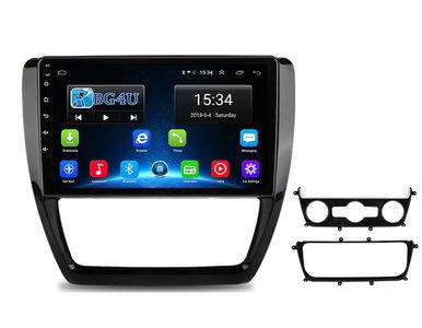 Navigatie radio VW Volkswagen Jetta 6 2011-2018, Android, Apple Carplay, 10 inch scherm, GPS, Wifi, Bluetooth