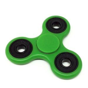 Hand Fidget Spinner Groen - met hoge kwaliteit lagers