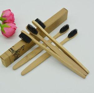 Bamboe Tandenborstel | Bamboo Tooth Brush