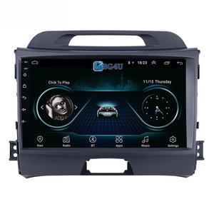 Navigatie radio Kia Sportage 2010-2015, Android 8.1, 9 inch scherm, GPS, Wifi, Mirror link, Bluetooth