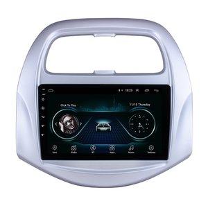 Navigatie radio Chevrolet Spark, Android OS, Apple Carplay, 9 inch scherm, GPS, Wifi, Mirror link, Bluetooth