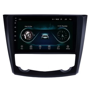 Navigatie radio Renault Kadjar 2016-2017, Android OS, Apple Carplay, 9 inch scherm, GPS, Wifi, Mirror link, Bluetooth